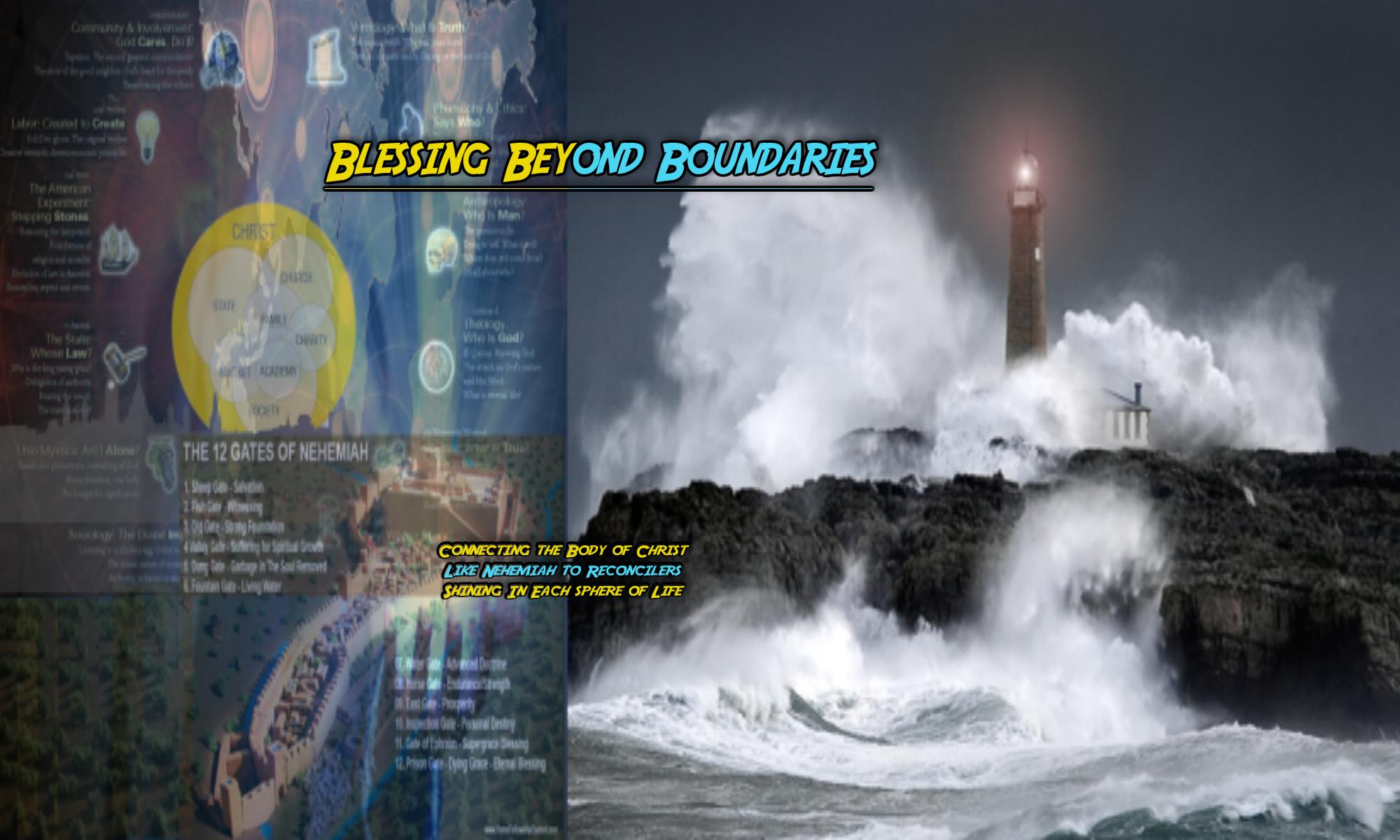 Blessing Beyond Boundaries